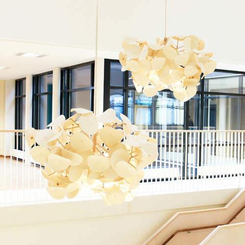 Green Furniture Concept-corpuri de iluminat acustice